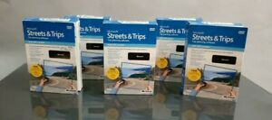 Lot of 5 New Microsoft Streets and Trips 2009 Software