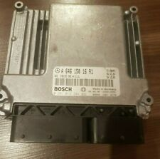 ECU ENGINE MERCEDES C W203 2.2 CDI  A6461501691,0281012344