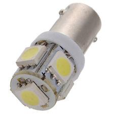 10 x T11 BA9S 5 LED 5050 SMD Auto Ampoule H5W Voiture Lampe Xenon Blanc 5500K XH