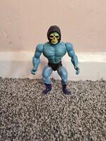 Vintage He-Man Masters of the Universe MOTU Figure SKELETOR (mattel 1981)