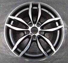1 BMW Alufelge Styling 622 M 9.5Jx19 ET48 7849662 X3 F25 X4 F26 F2649