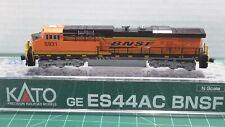 N Scale KATO ES44AC 'BNSF Swoosh' DCC Ready Item #176-8931