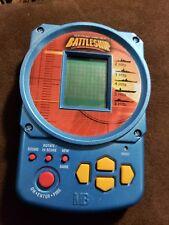 electronic handheld games - Battleship 2002 Milton Bradley