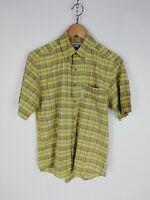 COLUMBIA SPORTSWEAR COMPANY Camicia Maniche Corte Shirt Maglia Hemd Tg M Uomo