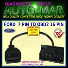 Ford 7 Pin Male to OBDII 16 Pin Female Car Diagnostic Adapter Cable