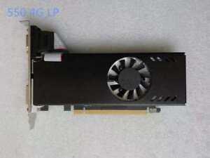 AMD Radeon RX 550 4GB DDR5 PCIE Performance Gaming/Mining Graphics Card USA