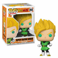 "DRAGON BALL Z SUPER SAIYAN GOHAN 3.75"" POP VINYL FIGURE FUNKO POP 858 ANIMATION"