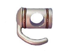 Dental Vacuum Valve Replacement Lever And Spool Valve Assembly DCI 5168