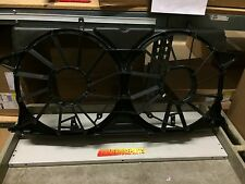 2014-2015 SILVERADO SIERRA 1500 REAR COOLING FAN SHROUD WITH 6SPD TRANS 23123635