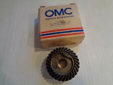 Genuine Evinrude Johnson OMC Gear & Bushing Ay #396312 New