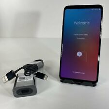 LG V35 ThinQ 64GB V350 Gray (GSM Unlocked) Smartphone