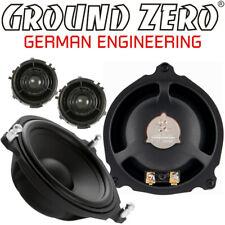 Ground Zero GZCS100MB Haut-Parleur Ensemble pour Mercedes Glc X253 C253 CLASSE S