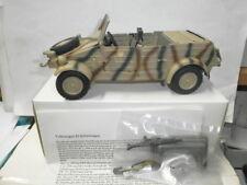 Vieux Gonio Militaire Tôle Mimikry VW Kübelwagen Typ 82 pour 7cm Soldats en