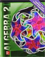 Glencoe Mcgraw-Hill Algebra 2 by Mcgraw-Hill Education
