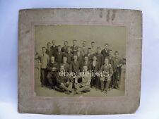 TRIESTE SERVOLA Škedenj 1894 Vecchia foto cartonata old photo 4