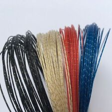 Wired String Badminton Racket Nylon Material Cool Design For Racquet Accessories