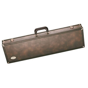"""Browning Fitted Gun Cases Traditional, 2 Gun Over/Under (34""""), Brown 142890"""