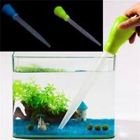Mini Aquarium Clean Vacuum Water Change Gravel Cleaner Siphon Fish Tank Pump