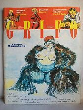 IL GRIFO nr 6 + allegato Bilal - 1991 - Editori del Grifo
