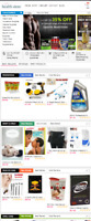 Ready made Drop shipping website Free hosting & set up , Health Care products