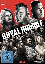 DVD *  WWE - ROYAL RUMBLE 2015  # NEU OVP &
