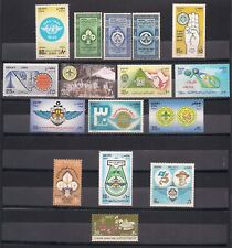 EGYPT - BOY SCOUTS OF EGYPT LOT - M.N.H.