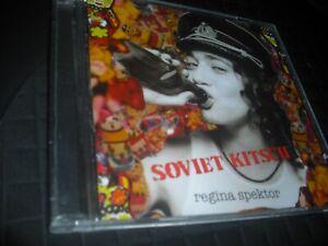 Regina Spektor - SOVIET KITSCH - CD