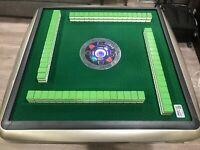 Local Pickup Only 40mm Tiles  Unfolding Automatic Mahjong Table 自动麻将机(无花)