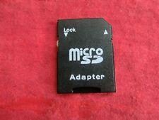 SD-Karten SD-Card Adapter von Micro SD auf SD, Speicherkartenadapter,