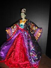 """""""I thought you said Mardi Graw? 16"""" witchi Poo outfit by Tiny Tailor"""