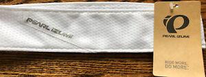 Pearl Izumi Transfer Lite Headband White One Size NWT