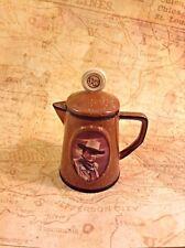 "John Wayne Coffee Pot Pepper Shaker ""The Duke"" Vandor Western"