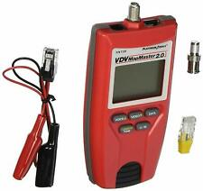 Platinum Tools VDV MapMaster 2.0™ T129 Pro Audio Cable Tester