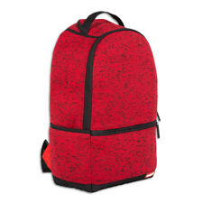 Brand New SPRAYGROUND Red Knit Deluxe Bag Backpack