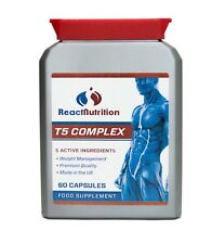 T5 FAT BURNING PILLS. NEW STRONGER T5 COMPLEX. WEIGHT LOSS LEAN DEFINITION