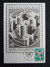 Onu Viena Mk 1979 maximum tarjeta Carte maximum card mc cm c2713