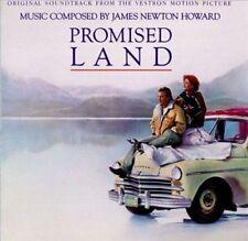 PROMISED LAND soundtrack cd 1987 JAMES NEWTON HOWARD film score