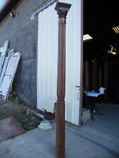 colonne en bois anciennes