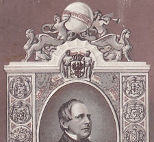 Philadelphia Centennial Exposition c 1876 Boonekamp German Bitters Ad Trade Card