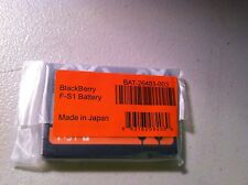 Lot of 100 Blackberry OEM New Fs-1 battery - 3.7 v., for Torch 9800 & Torch 9810