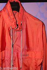 LOUIS VUITTON Orange LV Monogram Windbreaker LV Cup MILLIONAIRE *LIMITED* 56 XXL