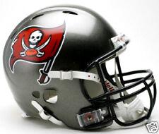 Tampa Bay Buccaneers 1997-2013 NFL Football Riddell Authentic Revolution Helmet