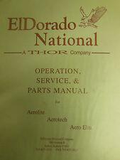 ElDorado National AEROLITE AEROTECH AERO-ELITE Operation Service & Parts Manual