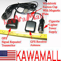 Gps Signal Antenna Receiver Repeater Broadcaster