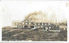 5 RPPCs of the Pacific Beach Hotel and Pacific Beach Washington c1910-20s