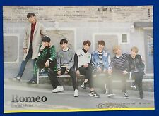Romeo - One Fine Day (Special Edition) Official Poster New K-POP