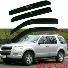 For for 2002-2010 Ford Explorer Vent Window Visor Rain Guard Door Shield New US