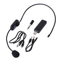 Microfoni Wireless Uhf Stage Wireless Microfono Sistema Mic per Altoparlant T1H8