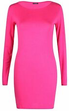Size Regular Casual Tunic Dresses for Women