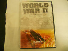 WORLD WAR II THE GREATEST CONFLICT -FROM THE HISTORY CHANNEL DVD NEW